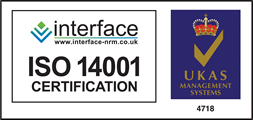 UKAS ISO 14001 2015 Certification Telford