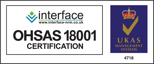 OHSAS 18001/ISO 45001 Health and Safety Certification Telford Shropshire