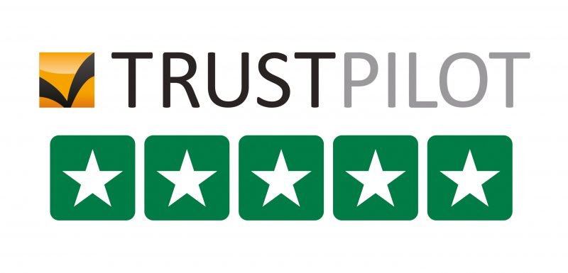 5 Star Trustpilot Review ISO 9001 Certification Wolverhampton