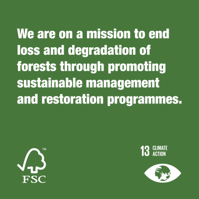Together we are FSC® climate action