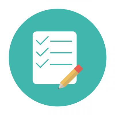 FSC® delivery checklist