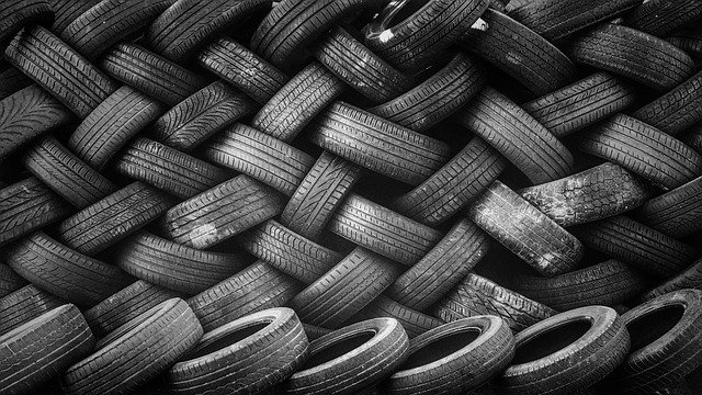 Where does rubber come from