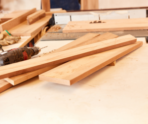 Joinery and furniture FSC® and PEFC Certification